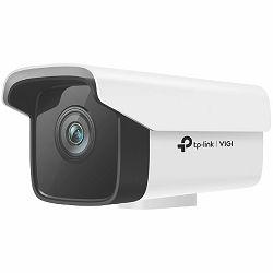 TP-Link vanjska IP Bullet Ultra HD kamera, H.265 video, 3MP, 1296p, 6mm leća, RJ45, Night Vision, detekcija pokreta, vodootporna IP67, VIGI app