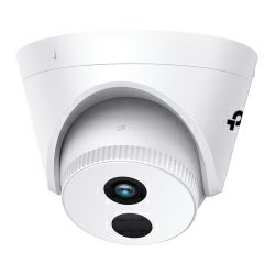 TP-Link vanjska IP Turret Ultra HD kamera, H.265 video, 3MP, 1296p, 2.8mm leća, RJ45, Night Vision, detekcija pokreta, vodootporna IP67, VIGI app