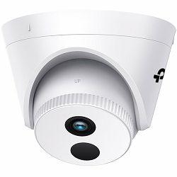 TP-Link vanjska IP Turret Ultra HD kamera, H.265 video, 3MP, 1296p, 4mm leća, RJ45, Night Vision, detekcija pokreta, vodootporna IP67, VIGI app