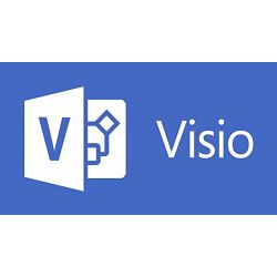 Visio Pro 2016 Win Eng Medialess