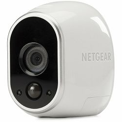 Arlo Wi-Fi Smart Home Security Add-on Camera - Night Vision