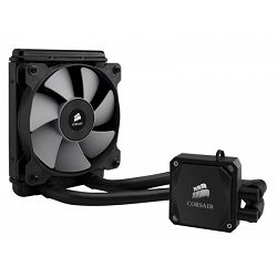 Vodeno hlađenje CORSAIR Cooling Hydro H60 2nd Gen, CPU hlađenje, s. 1150/1151/1155/1156/1366/2011/AM2/AM3/AM3+/AM4/FM1/FM2/FM2+