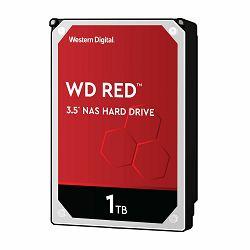 Tvrdi disk WD Red 1TB SATA 6Gb/s 64MB Cache Internal 8,9cm 3,