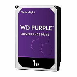 Tvrdi disk WD Purple 1TB SATA 6Gb/s CE HDD 3.5inch internal 5