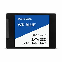 WD Blue 3D NAND SSD 1TB SATA III 6Gb/s cased 2,5In