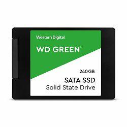 SSD WD Green 240GB SATA III 6Gb/s 2,5Inch 7mm