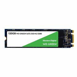 WD Green SSD 120GB SATA III 6Gb/s M.2 2280