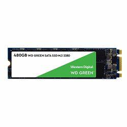 WD Green SSD 480GB SATA III 6Gb/s M.2 2280