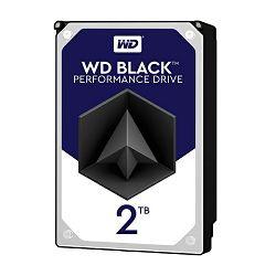Tvrdi disk WD2003FZEX 2TB 64MB 7200 BLACK SATA 6G/s