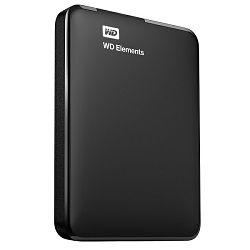 Vanjski tvrdi disk WD Elements 1TB Portable 2,5