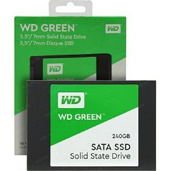SSD WD Green 240GB, 2,5