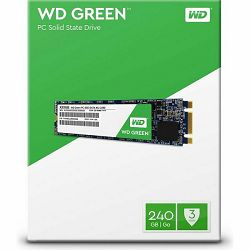 SSD WD Green 240GB, M.2 2280, R545/W430