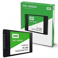 SSD WD Green SSD 480GB, 2,5