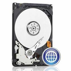 Tvrdi disk HDD WD, 1TB-5400RPM-2,5-SATA-8