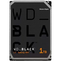 Tvrdi disk HDD WD Black (3.5, 1TB, 64MB, 7200 RPM, SATA 6 Gb, s)