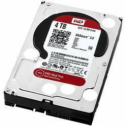 HDD Desktop WD Red Pro (3.5, 4TB, 128MB, 7200 RPM, SATA 6 Gb/s)