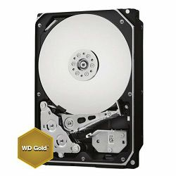 Tvrdi disk HDD Server WD Gold (3.5, 4TB, 128MB, 7200 RPM, SATA 6 Gb/s)