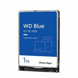 Tvrdi disk Western Digital , 1TB 5400RPM 2,5 SATA