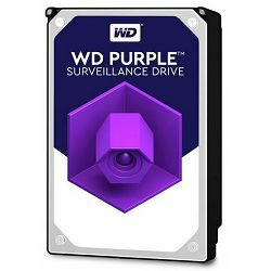 Tvrdi disk HDD WD Purple, 2TB, Intelli