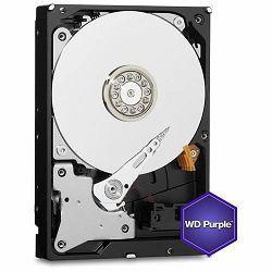 Tvrdi disk HDD WD Purple, 4TB, Intel