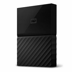 Vanjski tvrdi disk Western Digital 4TB, My Passport black