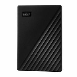 Western Digital 1TB, My Passport black