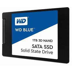 SSD Western Digital 1TB, Blue 3D, SATA