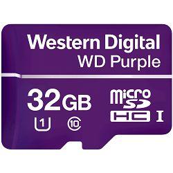 CSDCARD WD Purple (MICROSD, 32GB)