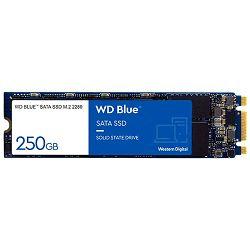 SSD WD Blue SN550 (M.2, 250GB, PCIe Gen3 8 Gb/s)