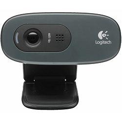 Web Kamera Logitech HD C270, 720p, web kamera