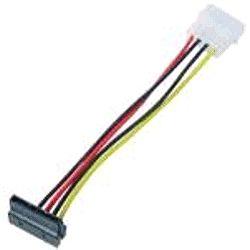 Kabel Molex to SATA 15cm