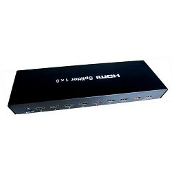 HDMI splitter, 8-port