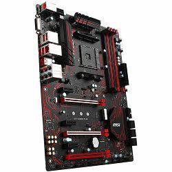 Matična ploča MSI X370 (SAM4, 4xDDR4, 3xPCI-Ex16, 3xPCI-Ex1, USB3.1, USB2.0 ,6xSATA III, M.2, Raid, DVI-D, HDMI, GLAN) ATX Retail