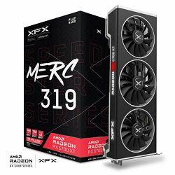 XFX Speedster MERC 319 AMD Radeon™ RX 6700 XT Black, 12GB GDDR6