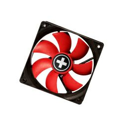 Hladnjak za kućište Xilence 92×92×25mm, crno/crveni