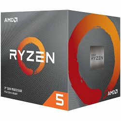 Procesor AMD Ryzen 5 4C/8T 1400 (3.2/3.4GHz Boost,10MB,65W,AM4) box, with Wraith Stealth 65W cooler