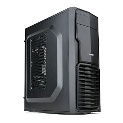 ZALMAN Case ZM-T4 Mini Tower black