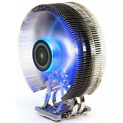 Hladnjak za procesor Zalman CPU Cooler 120mm Blue
