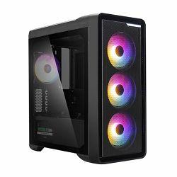 Zalman M3 Plus RGB Mini Tower Case, black