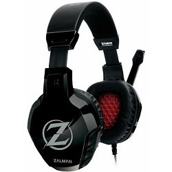 Slušalice Zalman ZM-HPS300 Gaming Headset Black