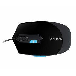 Miš Zalman ZM-M130C, black
