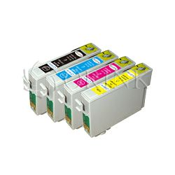 Zamjenska tinta Epson S22, SX125, SX420, 425, crna t1281 Orink
