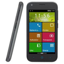 Mobitel ZTE Blade L110, DualSIM, crni