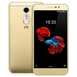 Mobitel ZTE Blade A910, DualSIM, zlatno žuti
