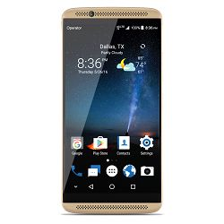 Mobitel ZTE Axon 7, zlatno žuti,A2017G