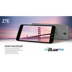 Mobitel ZTE Blade A602, DualSIM, sivi