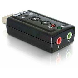 Zvučna kartica, USB, DELOCK Sound Extern 7.1, vanjska