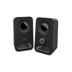 Zvučnici 2.0 Logitech Z150, crni