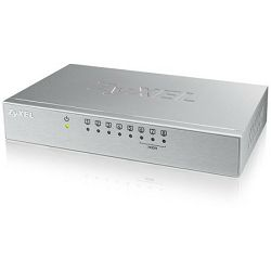 ZyXEL ES-108AV3, 8-port Switch, metalno