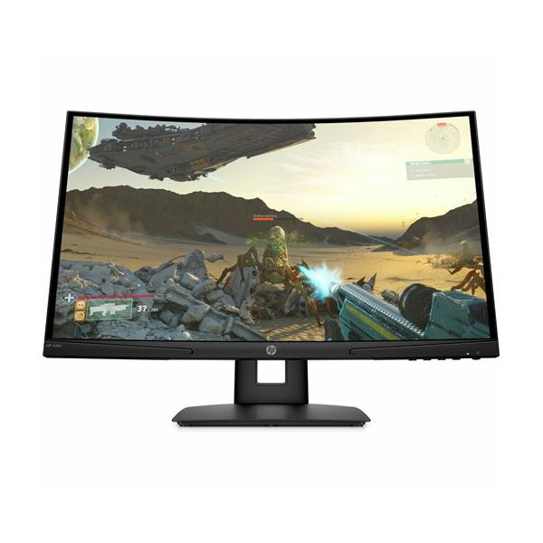 Monitor HP 24 X24c Curved Gaming, 9FM22AA
